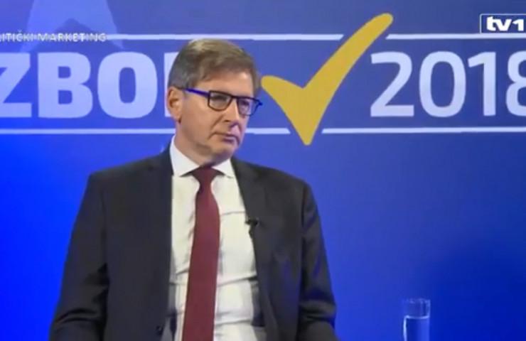 Gost Specijala na TV1 - Mirsad Hadžikadić