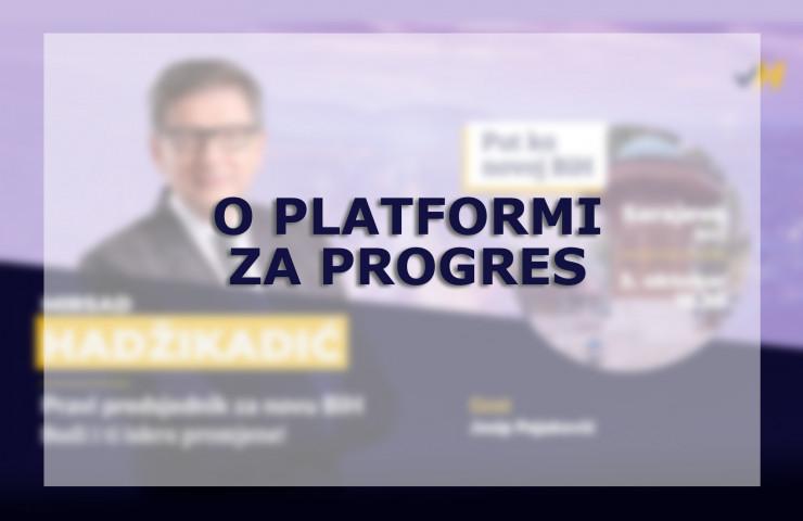 O Platformi za progres